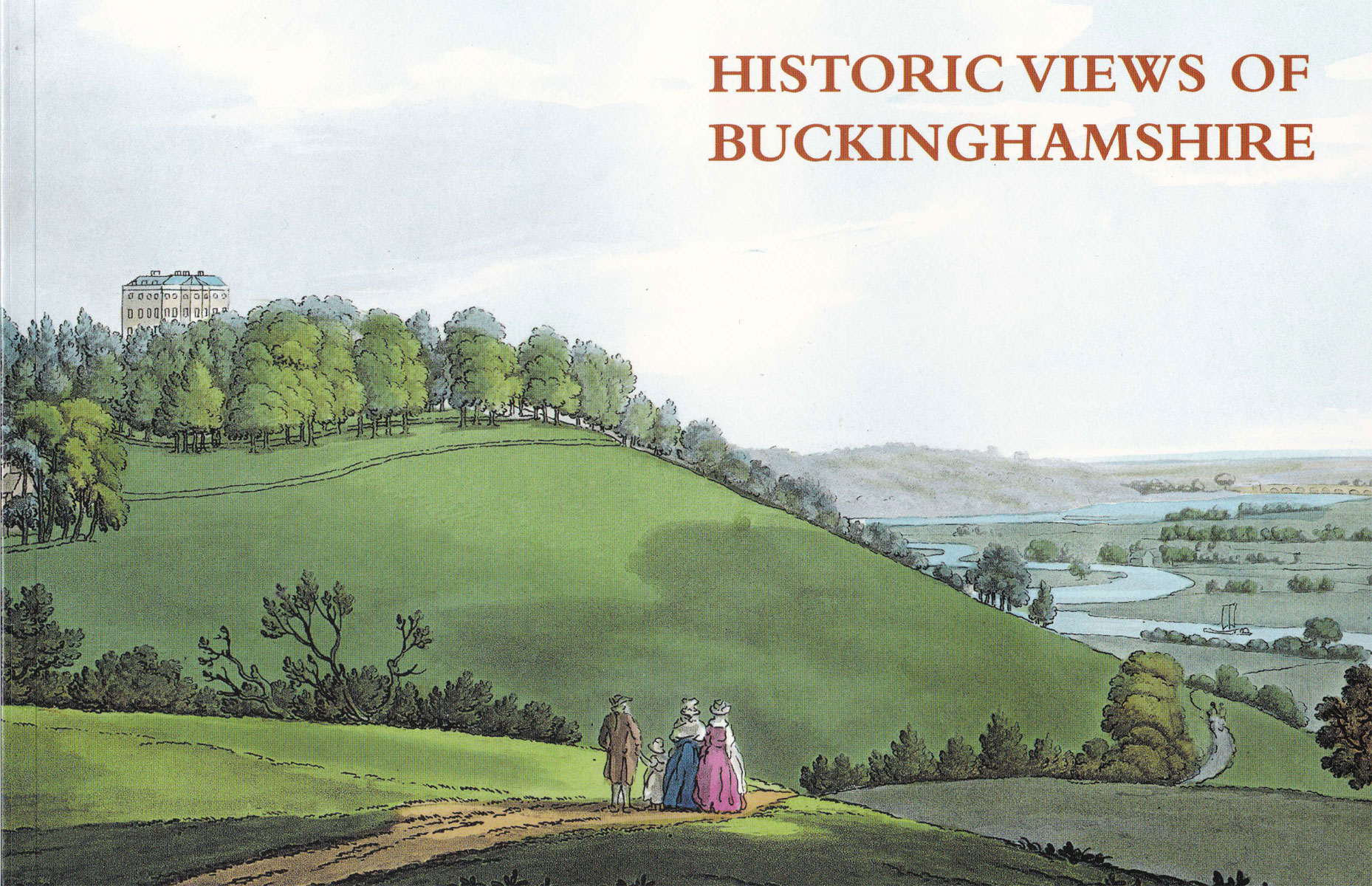 Historic views of Buckinghamshire.