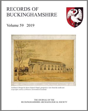 Records of Bucks Vol 59