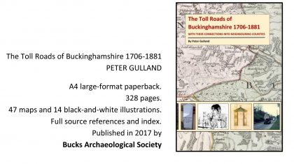 Toll Roads of Buckinghamshire
