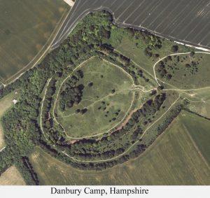 Danebury Hill Fort
