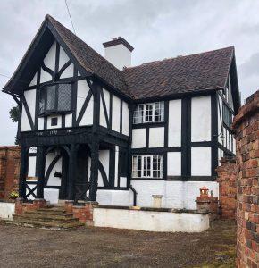 Little Horwood house
