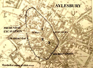 Aylesbury hill fort