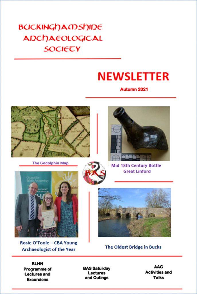 Newsletter Oct 21